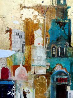 Layered Oxford, 2010 by emmie van biervliet