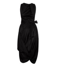 Black Eight Dress