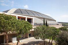 Palau Sant Jordi (http://www.everythingbarcelona.net/sehenswuerdigkeiten/der-olympische-ring-am-berg-montjuic/)