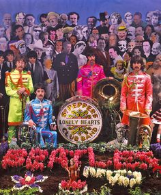 Sgt Pepper cover outtake