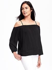 Blouses for Women - Cute, Casual & Dressy   Old Navy® - Free ...