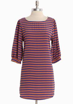 Atlantic Tulip Striped Tunic Dress 39.99 at shopruche.com.