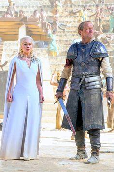 Iain Glen - A man of many talents. Hottest Game Of Thrones, Ser Jorah Mormont, Emilia Clarke Daenerys Targaryen, Game Of Thrones Sansa, Iain Glen, Game Of Throne Actors, Game Of Thones, Margaery Tyrell, My Champion