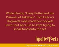 Harry Potter Facts ?