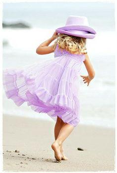 Luna Luna Lavender Clara Dress