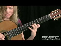 Muriel Anderson, 'Close to You' for Fingerpicking.net. Video lesson  on http://www.fingerpicking.net/digital and High resolution video on   http://www.fingerpicking.net