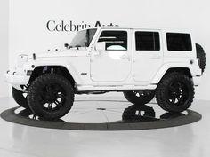 2013 Jeep Wrangler Unlimited Sahara. Dreamy as hell!
