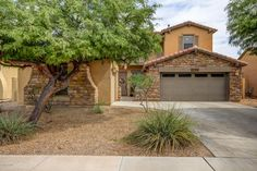 4 Bedroom Home for Sale in Goodyear, AZ. Backyard, Patio, Full Bath, Small Towns, Arizona, Pergola, Real Estate, Outdoor Structures, Phoenix
