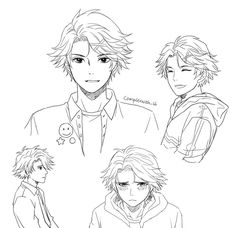 More iPad sketches~ It has happened! I started Yoosung's route…! However right now all I want to do is slap him and tell him I'm not Rika >.< Somebody tell me it's going to be better soon please.