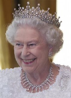 It's the queen's favorite tiara, it's my favorite tiara, it's your favorite tiara ...obviously, a place on the list of her top 10 diamonds h...