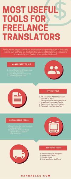 Freelance Translator Tips: Most Useful Tools