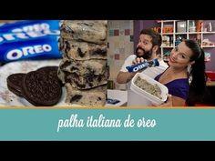 Palha Italiana de Oreo   Cozinha para 2 - YouTube