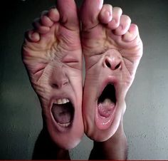 If your feet are talking to you, you should be talking to me! Add on a foot massage to your session today!