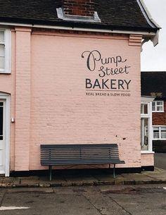 pink brick! | pump street bakery