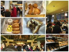 Porto's bakery - Yum!!