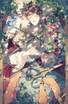 Exo Anime, Exo Fan Art, Kpop, Ghibli, Baekhyun, Fanart, Writing Ideas, Illustration, Artist