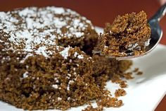 Honey Acorn Cake (can also use chestnuts)... I'd love to try this recipe this year