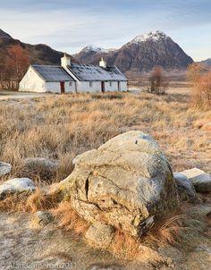 Black Rock Cottage, Rannoch