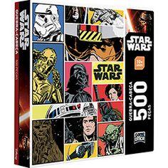 Quebra-Cabeça Star Wars 500 Peças - Toyster