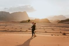 Desert elopement in Wadi Rum, Jordan. Because Wadi Rum is the best choice for couples who love desert elopements. Sun, desert, camels and the red sand dunes Wadi Rum Jordan, City Of Petra, Strange Noises, Some Beautiful Pictures, Elope Wedding, Elopements, The Locals, Getting Married, Monument Valley
