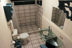 sibu hotel bathroom   - Costa Rica