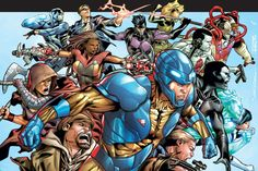 Image result for x-o manowar