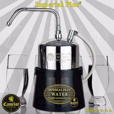 Filter uji Imperial Plus Kettle, Aqua, Kitchen Appliances, How To Make, Filter, Diy Kitchen Appliances, Tea Pot, Water, Home Appliances