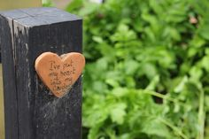 I put my heart into my garden...  December 2012. Katherine Cooper.