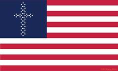 Jesus American Flag www.jesusamericanflag.com
