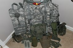 Cheap Flea Market Military Gear for #Prepping #Preppers