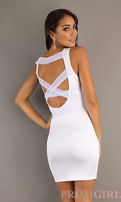Little Black Dress at PromGirl.com