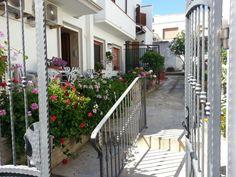 The garden of a house in #Calasetta #Sardinia