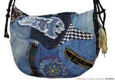 Bildergebnis für jeanstasche selber machen