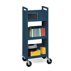 library book cart - Google Search