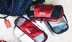 Packing Cubes: This Video Will Change the Way You Travel - Travek - Flugzeug Italy Packing List, Packing For Europe, Packing Tips For Travel, Paris Packing, Travel Ideas, Travel Shoes, Travel Luggage, Travel Bags, Business Trip Packing