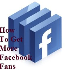 How to increase your facebook fans (and get more people talking about your page)