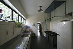 BR, São Paulo, Casa de Vidro. Architect Lina Bo Bardi, 1951.