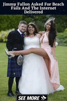 Hilarious Wedding Fails You've Never Seen Before Pics) - Pixuzz Wedding Fail, Wedding Humor, Wedding Pics, Dream Wedding, Perfect Wedding, Bridesmaid Dresses, Prom Dresses, Formal Dresses, Wedding Dresses