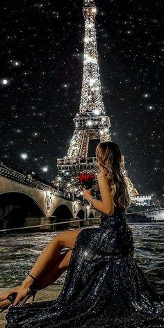 Paris Pictures, Gif Pictures, Tour Eiffel, Grand Canyon Usa, Gif Bonito, Eiffel Tower Photography, Eiffel Tower Pictures, Animiertes Gif, Paris Wallpaper