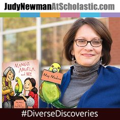 Pura Belpré Award-winning author Meg Medina shares her thoughts on reading, writing, and multicultural storytelling on JudyNewmanAtScholastic.com. #DiverseDiscoveries #JNBlog #authorinterview #megmedina