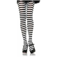 STRIPED TIGHTS ❤ liked on Polyvore featuring intimates, hosiery, tights, bottoms, leggings, tights & leggings, tights/leggings/socks, stripe tights, striped tights and striped stockings