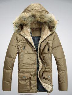 2013 new men coat Men thick winter overcoat outwear men winter jacket  Wholesale   Retail 51dc63a9b17