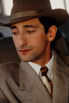 Anything with Adrien Brody <3