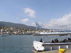 arrival point on Poros from Pireus Poros Greece, Trip Advisor, Opera House, Tourism, Vacation, Building, Places, Travel, Islands