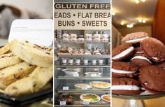 The best gluten-free bakeries in Toronto are safe zones for anyone suffering from celiac disease. Typically glutenous goods like muffins, cakes, co. Free Things, Good Things, Canada Holiday, Gluten Free Bakery, Celiac Disease, Bakeries, Toronto, Paleo, Canada Eh