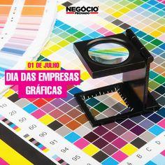Hoje se comemora o dia das empresas gráficas :) Parabéns a todos os artes finalistas, impressores e todos que fazem parte de uma impressão :) #JornalNegocioFechado #Gráfica #Parabéns #Brasil