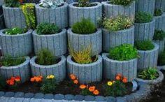 Výsledek obrázku pro betónové tvárnice na kvety