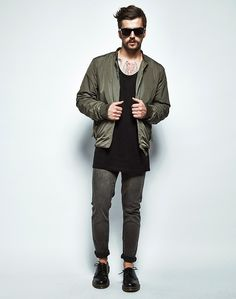 tendência camisa comprida oversized masculina homens que se cuidam 11