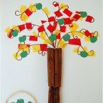 """Fall Activities for Kids - Indoor """"Apple Picking"""" - The Well Nourished Nest"""