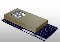 Alubond REAL Anodized Promotion Box